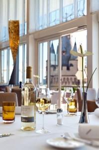 Ausblick Restaurant mit Flemings Wine_jpg